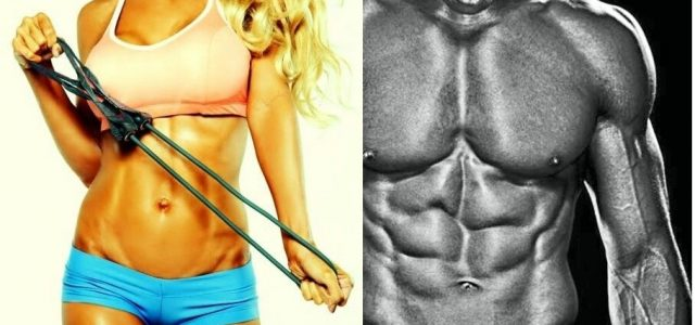 4 Fantastic Ab Workouts
