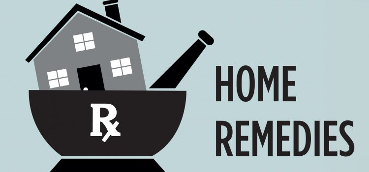 4 Great Home Remedies for Common Ailments