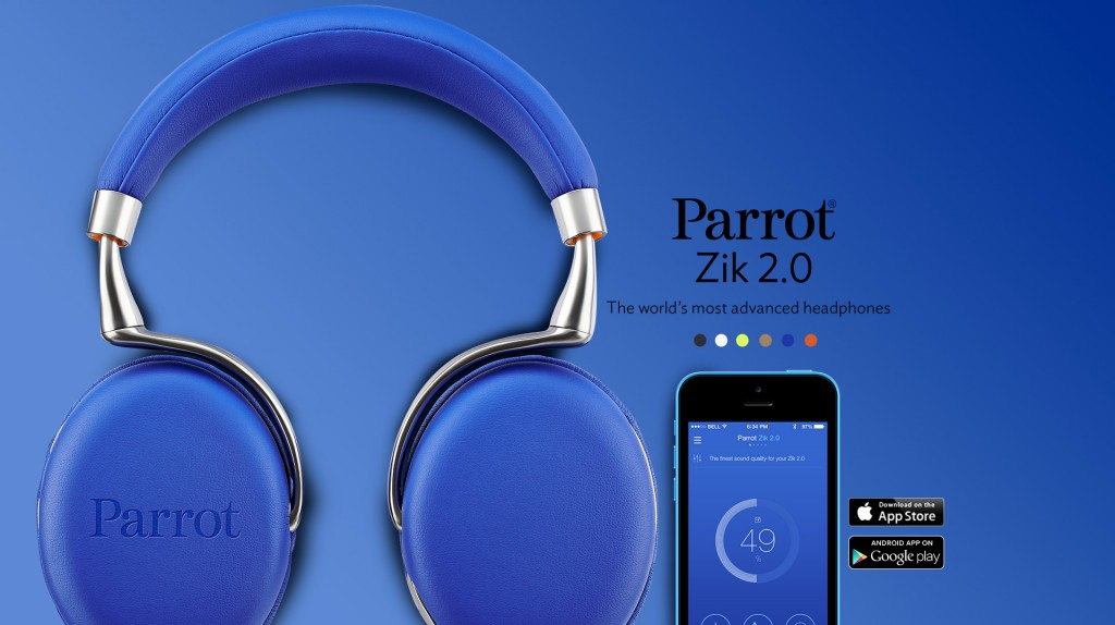 (Source: parrot.com)