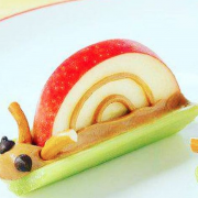 5 Creative and Healthy Snacks for Kids