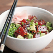 How To Make Mind-Blowing Ahi Poke Bowls
