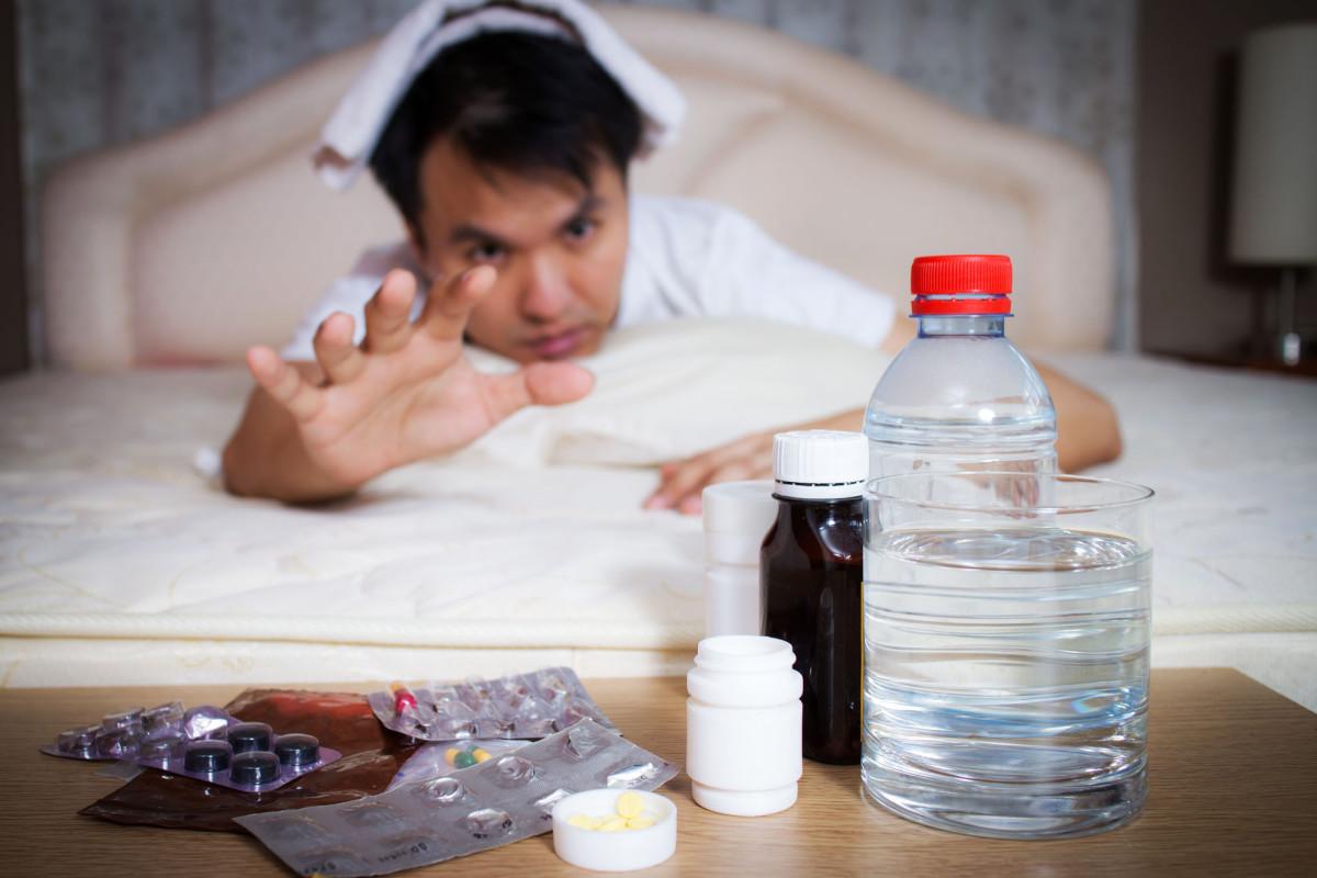 Как избавится от сильного похмелья в домашних условиях