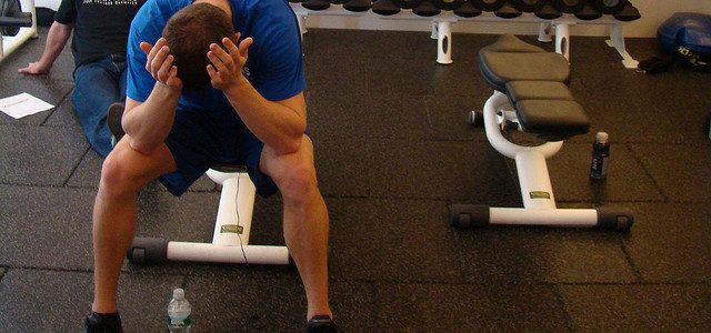 Three Reasons You're Not Seeing Results in the Gym