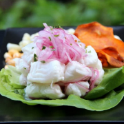 How to Make Your Own Peruvian Fish Ceviche