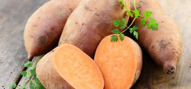 7 Reasons To Eat More Sweet Potatoes