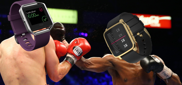 Hold The Phone, the New Pebble Tech is All About Fitness