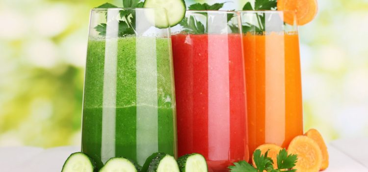 The Detox Plan To Whip You Into Shape