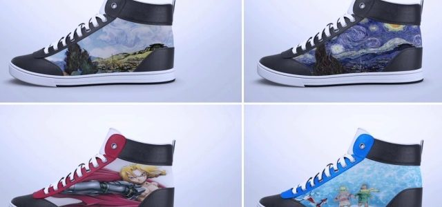 Ditch Your Boring Kicks For Shoes With A Display