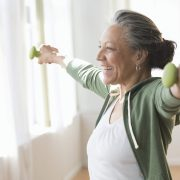 The 4 Surprising Ways Weight Lifters Age Better