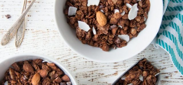 Morning Oats: The Healthy Granola Recipes For A Better Breakfast