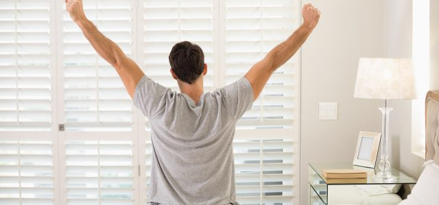 Rejuvinating Rest: Wake Up Earlier To Feel Better