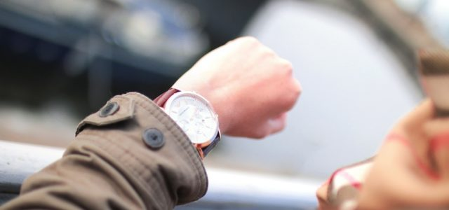 Borrowed Time: How To Stop Being Late