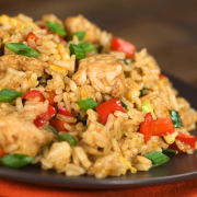 How To Make Your Own HEALTHY Fried Rice