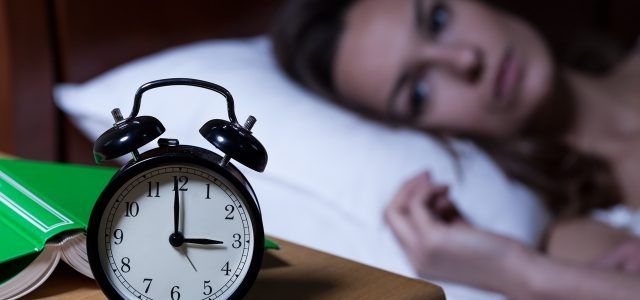 Three Tips to Help Deal with Insomnia