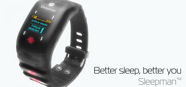 The Sleepman Wearable Never Sleeps so You Can Rest Better