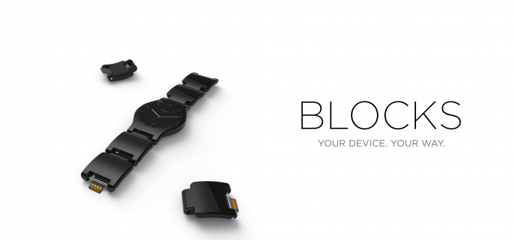 Finally, Design Your Own Wearable with Blocks Smartwatch