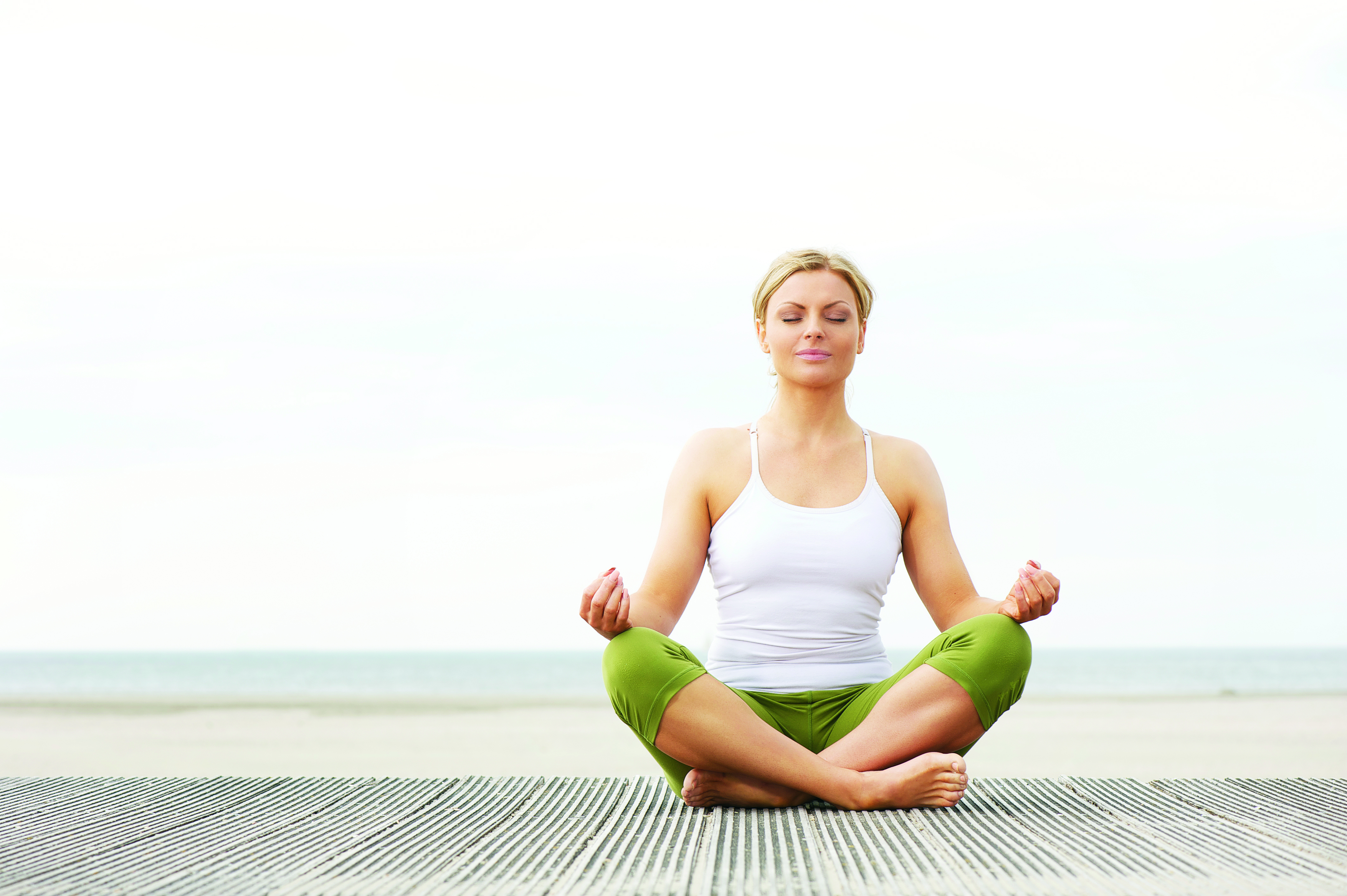 Yoga å vite