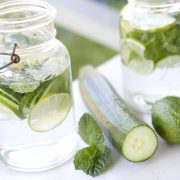 3 Healthy Benefits Of Cucumber Water