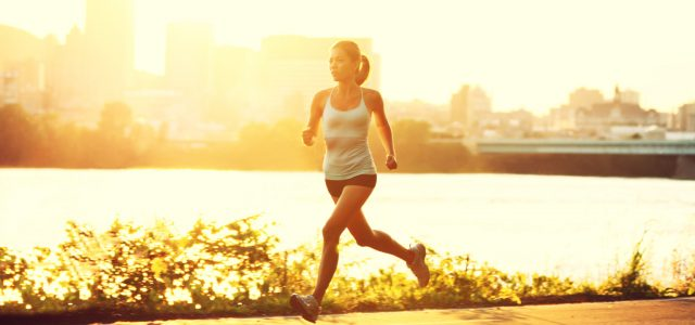 The Beauty Boosting Power Of Exercise