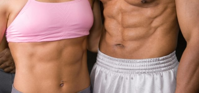 How To Work Out Your Abs While You Stand