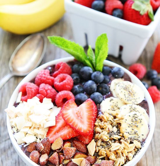 The Best Smoothie Bowls For A Boosted Morning
