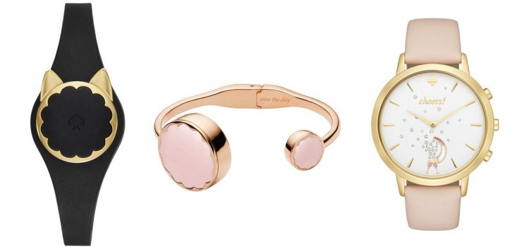 Finally Kate Spade is Making Wearables, Again