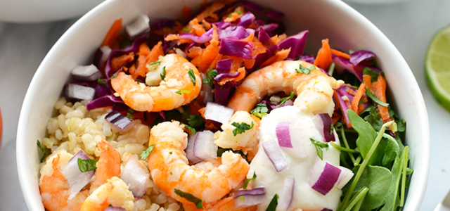 The Best Quick Bowl Recipes For A Working Lunch