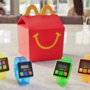Yes, McDonald's Put Fitness Trackers in Happy Meals