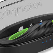 Perfect Simplicity: SenseOn Stickable Heart Rate Monitor