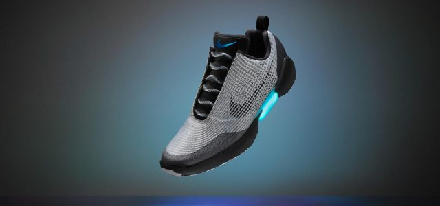Nike Self-lacing Shoes Because Awesome