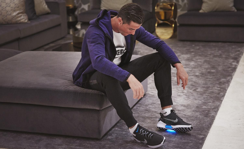 Nike Self Lacing Shoes Basketball