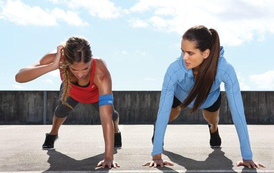 Get a Workout Partner; Get Results