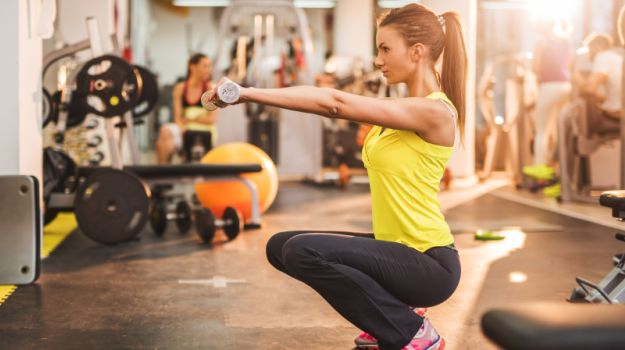 how to get perfect body shape in gym