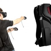MSI's VR One Straps Roving Power on Your Back