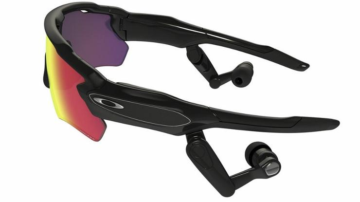 History Repackaged Oakley Pairs Headphones With Shades Again