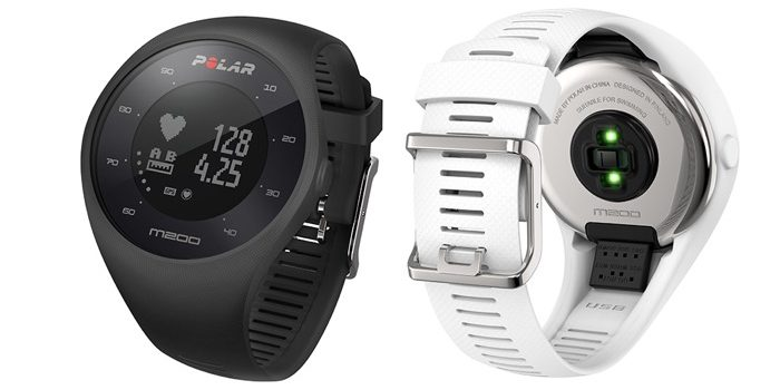 The Polar M200 is a Solid Low-cost GPS Smartwatch