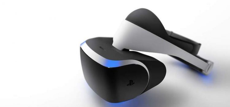 Sony Playstation Will be Your First Experience with Quality VR