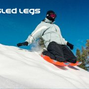 There is Only One Good Reason You Need Sled Legs in Your Life
