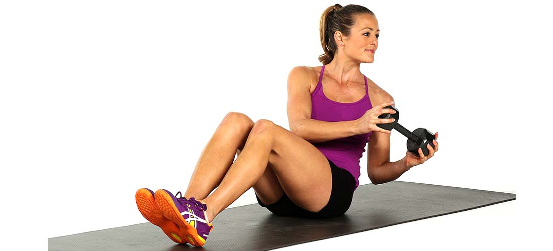 The Best Oblique Exercises For A Super Toned Tummy