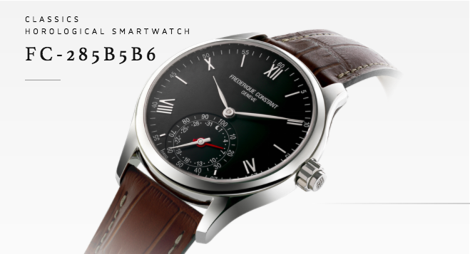 (Source: smartwatch.frederiqueconstant.com)