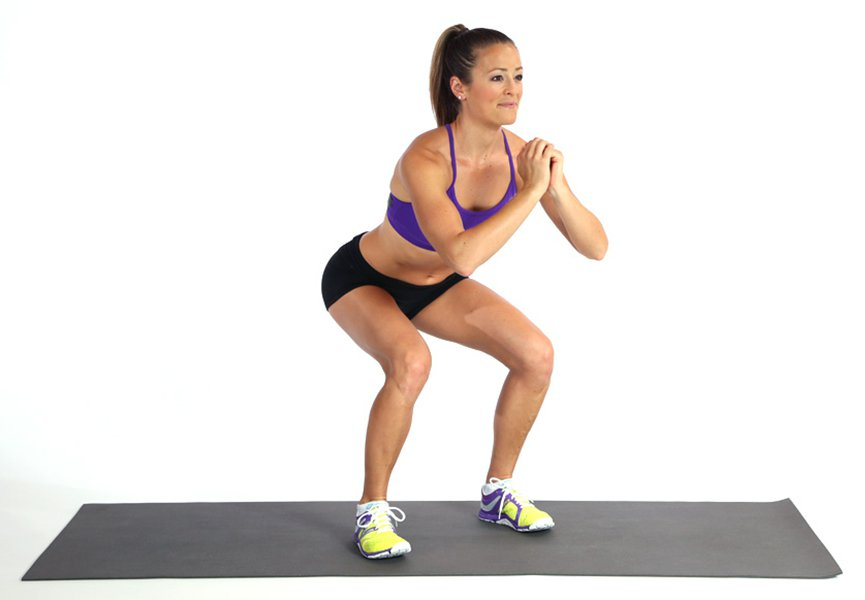 Here's Why Squatting Is Better Than Running