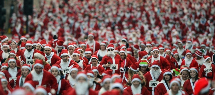 Christmas Buying Guide; The Best Wearables For The Runner In Your Life