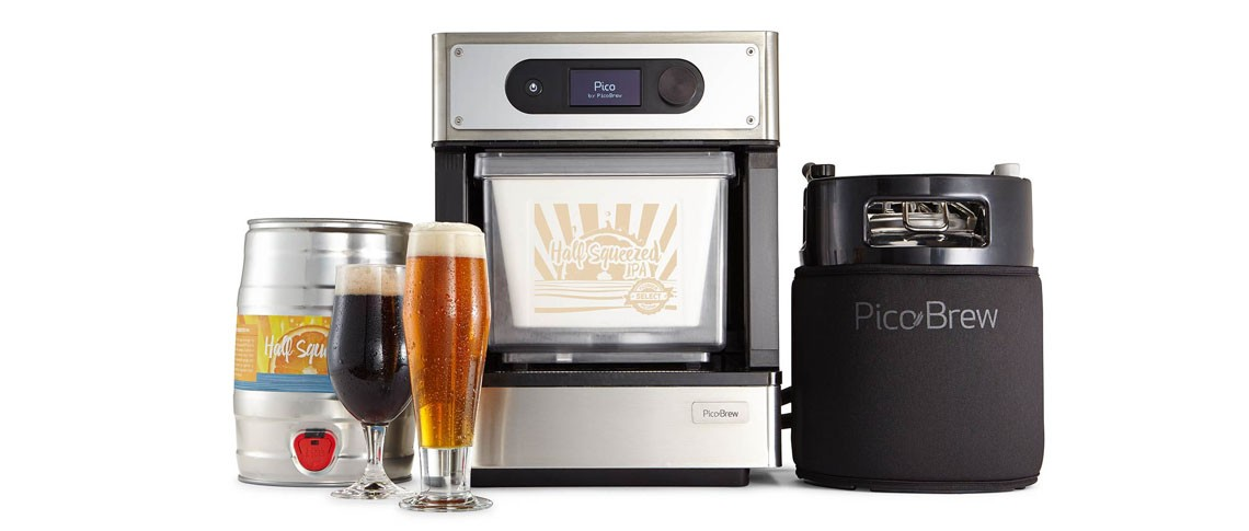 Pico Brew Means You Can Brew Beer Like You Brew Coffee, Sorta