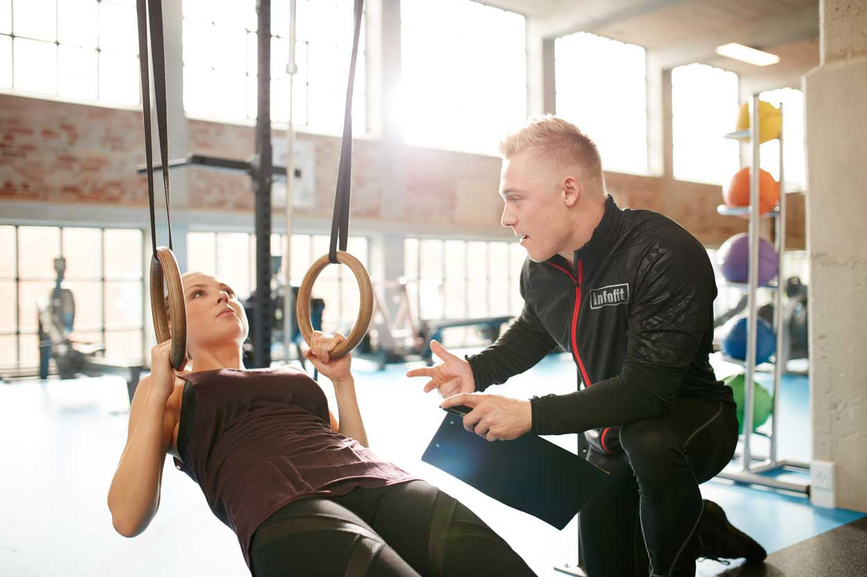 Get Your Money's Worth From Personal Training