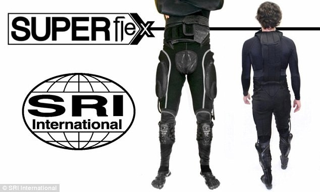 (Warrior Web suit | source: unexplained.co)