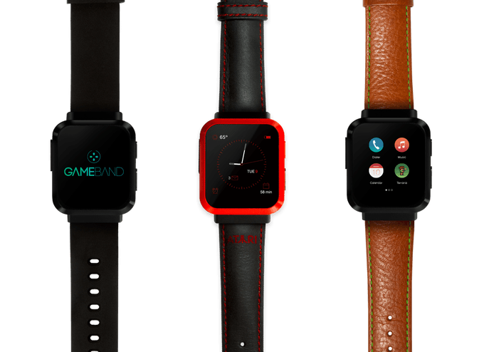 Gameband Is The Atari Smartwatch You've Always Wanted