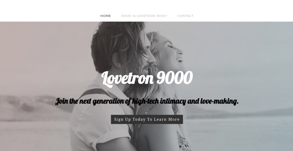 lovetron.us