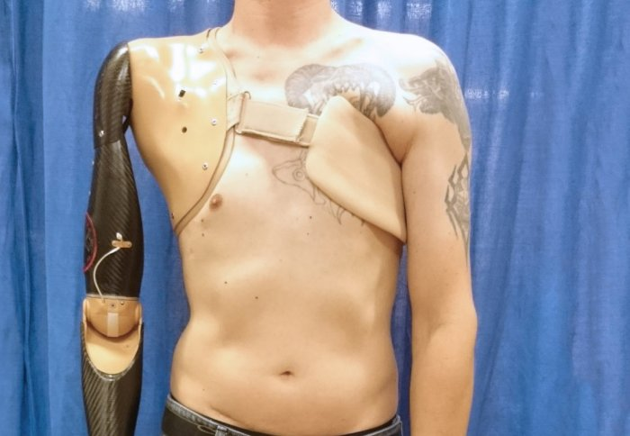 Future Prosthetics Will Detect Spinal Nerve Signals