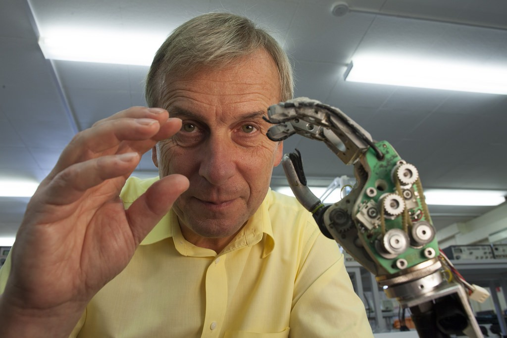 Kevin Warwick; Hacking The Human Body Since Before You Were Born