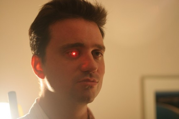 Hack Level 10; Rob Spence Installed a Video Camera In His Eye Socket